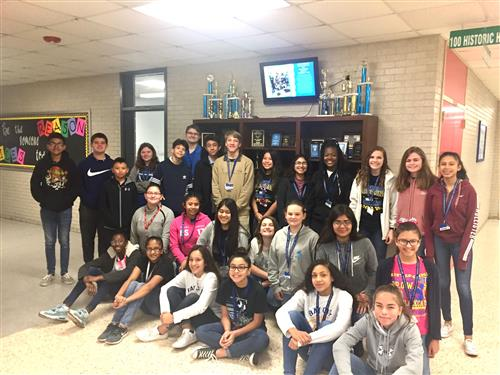 UIL Participants photo