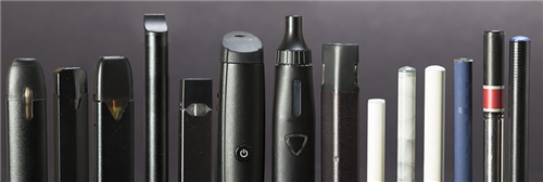 photo of vaping implements