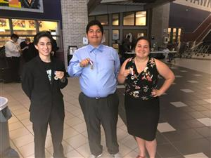 photo of band UIL State solo and ensemble