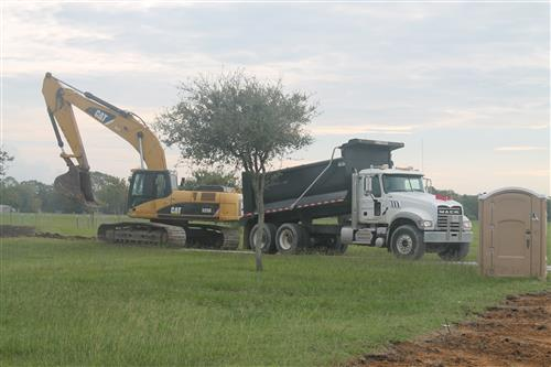 BCISD bond project construction begins