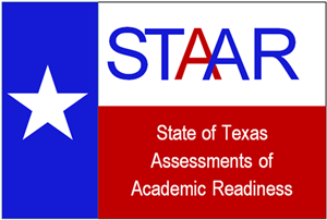 graphic of STAAR logo