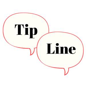graphic for tip line link