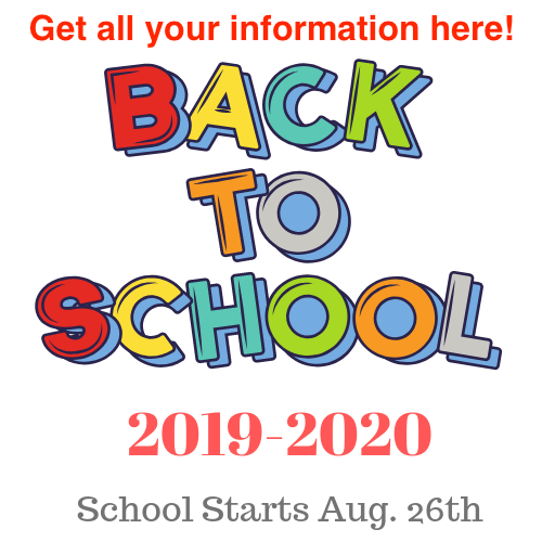 photo of back to school graphic