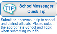 quick tips anonymous tips
