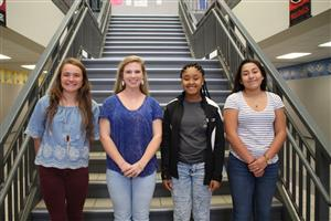 BCHS Volleyball announces All-District Honors