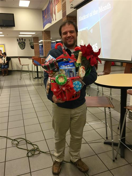 Jonathan Lunsford Blackcat of the Month of December
