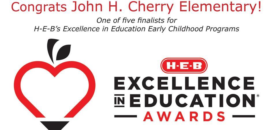 cherry elementary school homepage